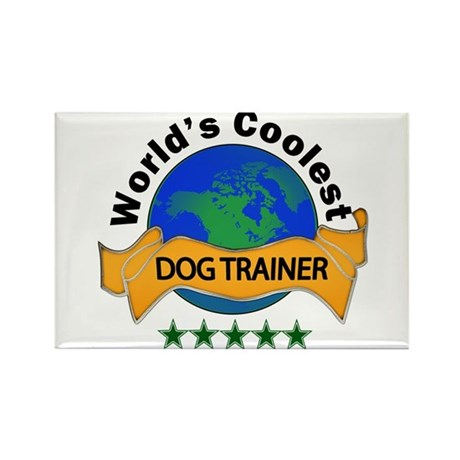 dog trainer Magnets