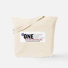 ONE Episcopalian Tote Bag