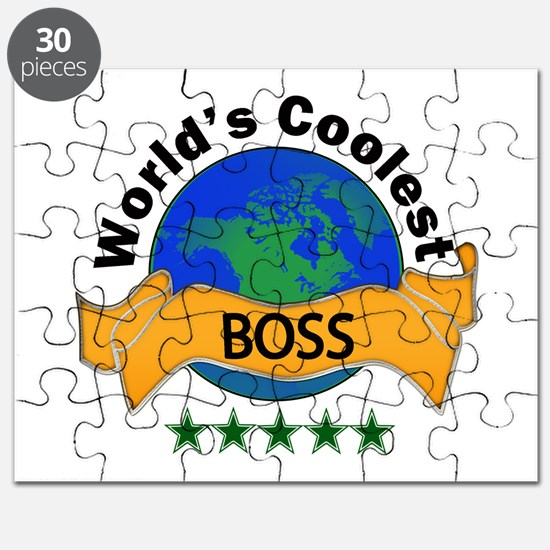 Cute World%27s greatest boss Puzzle