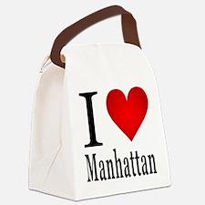 ilovemanhattan.png Canvas Lunch Bag