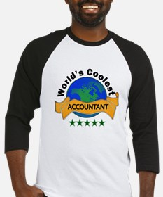 Unique World%27s greatest accountant Baseball Jersey