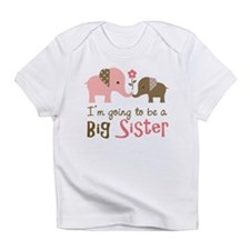 Cute Big sister Infant T-Shirt