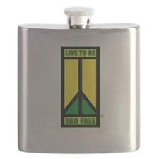 live to be ego free Flask