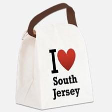 iheart southjersey.png Canvas Lunch Bag