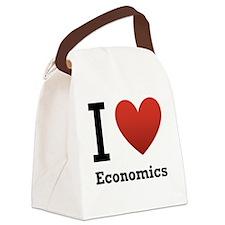 i-love-economics.png Canvas Lunch Bag