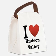 i-love-hudson-valley.png Canvas Lunch Bag