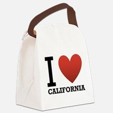 i-love-california.png Canvas Lunch Bag