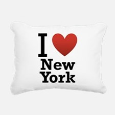 i-love-new-york.png Rectangular Canvas Pillow