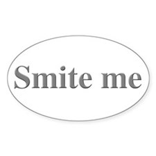 Smite me Decal