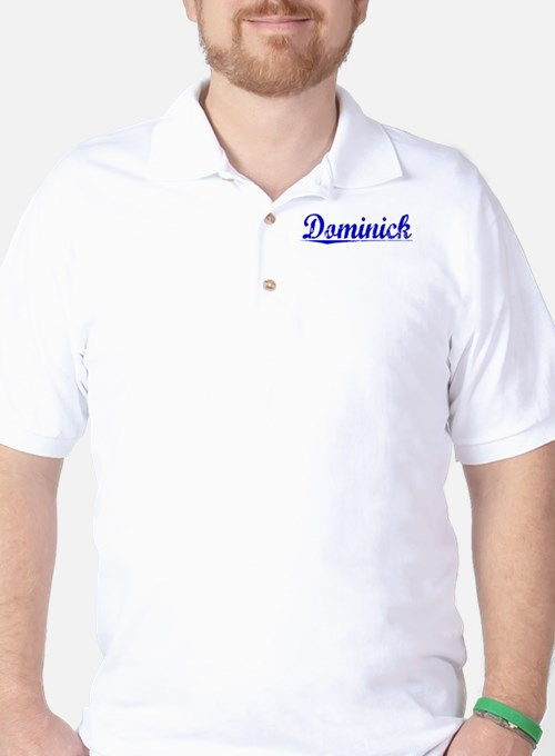 Dominick, Blue, Aged T-Shirt