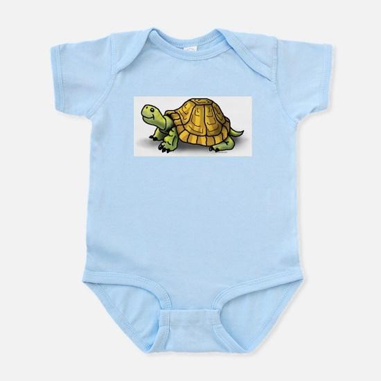 Infant Turtle Onesie