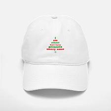 Atheists Love Presents Baseball Baseball Cap