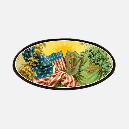 American Irish Patches