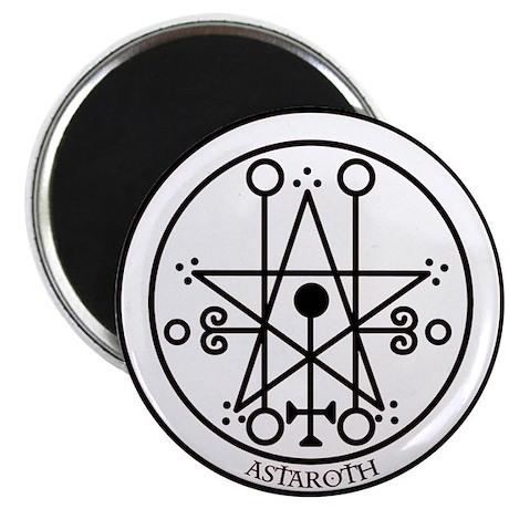 TILE Astaroth Seal - White BG.png Magnet