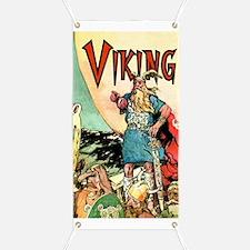 Vintage Viking Banner