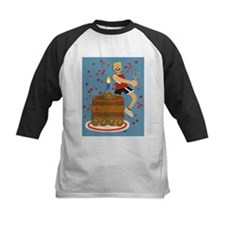 Will Run For Cake Tee