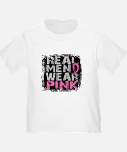 Real Men Wear Pink 1 T