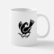 yata crow Mug