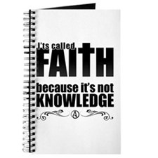 Faith Is Not Knowledge Journal