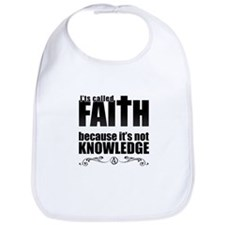 Faith Is Not Knowledge Bib