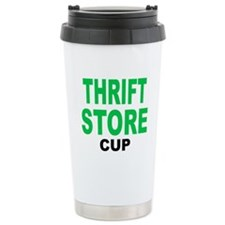 THRIFT STORE CUP .png Travel Mug