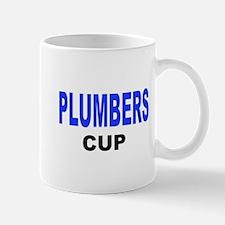 PLUMBERS CUP .png Mug