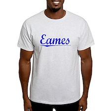 Eames, Blue, Aged T-Shirt