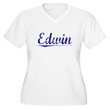 Edwin, Blue, Aged T-Shirt