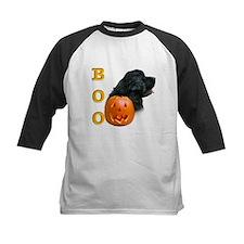 Halloween Black Newfoundland Boo Tee