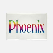 Phoenix Rectangle Magnet (100 pack)
