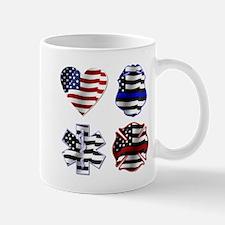 Love First Responders Mugs