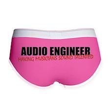 Audio Engineer Women's Boy Brief