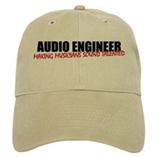 Audio Engineer Baseball Cap