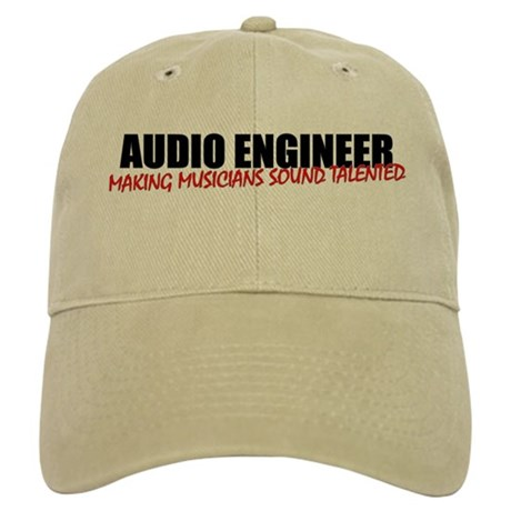 Audio Engineer Cap