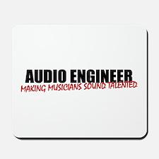 Audio Engineer Mouse Pad