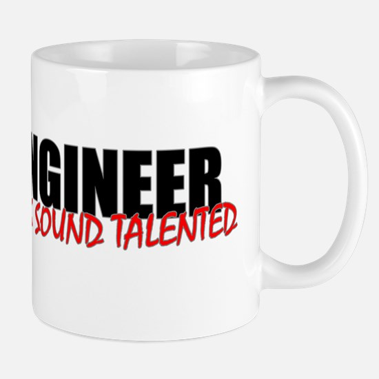 Audio Engineer Mug