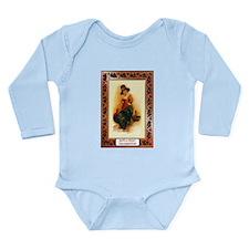 My new friend Long Sleeve Infant Bodysuit
