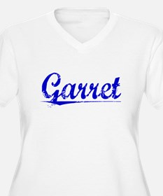 Garret, Blue, Aged T-Shirt