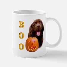 Halloween Brown Newfoundland Boo Mug