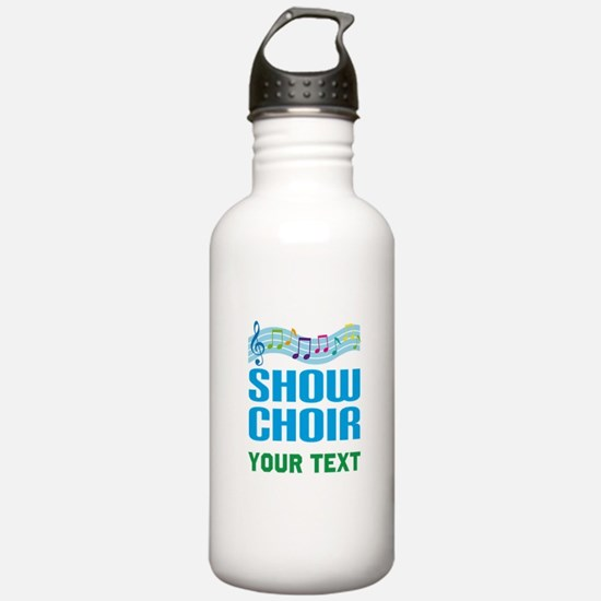 Personalized Show Choir Water Bottle