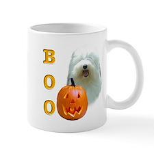 Halloween Old English Sheepdog Boo Mug