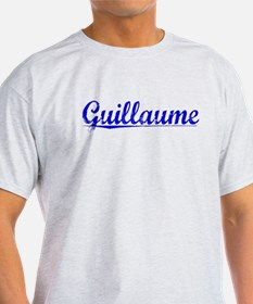 Guillaume, Blue, Aged T-Shirt