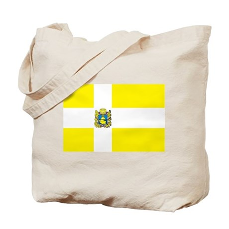 Stavropol Flag Tote Bag