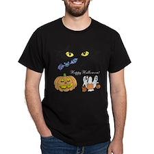 Happy Halloween T-Shirt (Dark)
