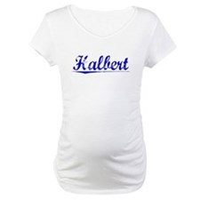 Halbert, Blue, Aged Shirt