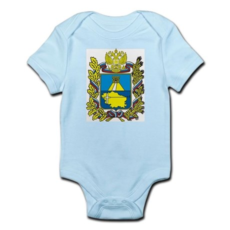 Stravopol Coat of Arms Infant Creeper