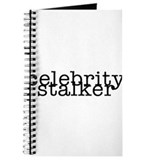 Celebrity stalker autograph Journals & Spiral Notebooks
