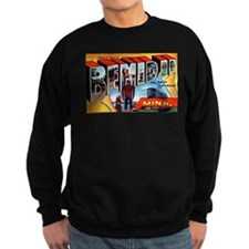 Bemidji Minnesota Greetings Sweatshirt