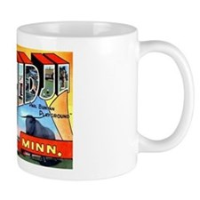 Bemidji Minnesota Greetings Mug