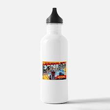 Bemidji Minnesota Greetings Water Bottle
